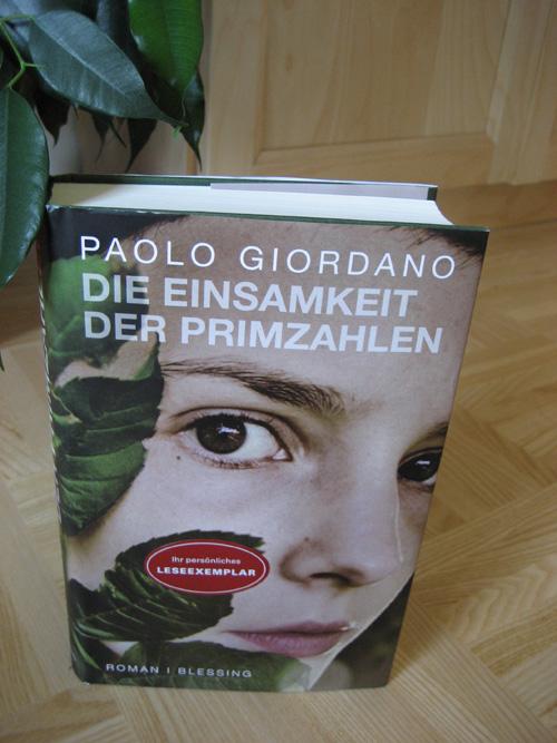 Paolo Giordano: Die Einsamkeit der Primzahlen