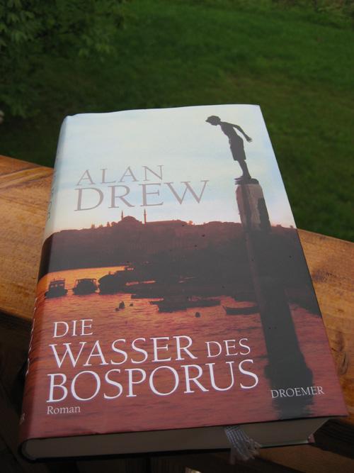 Alan Drews: Die Wasser des Bosporus