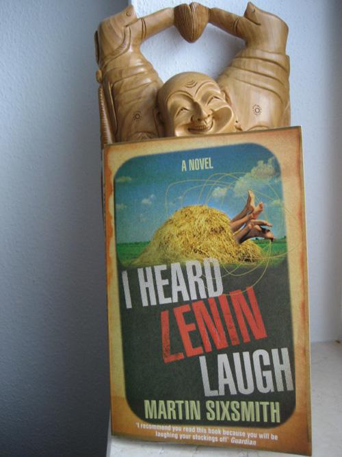 Martin Sixsmith: I heard Lenin laugh