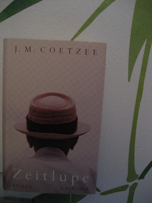 J. M. Coetzee: Zeitlupe