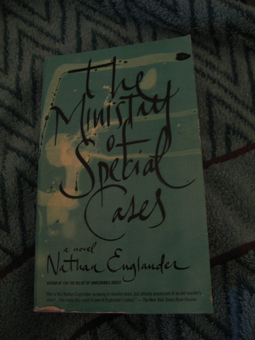 Nathan Englander: The Ministry of Special Cases