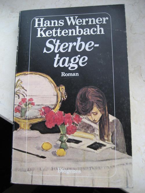 Hans Werner Kettenbacher: Sterbetage