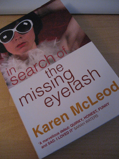 Karen McLeod: In search of the missing eyelash