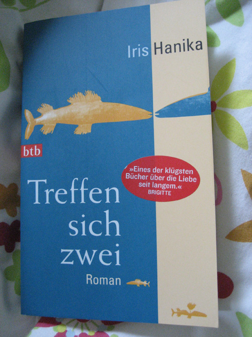 Iris Hanika: Treffen sich zwei
