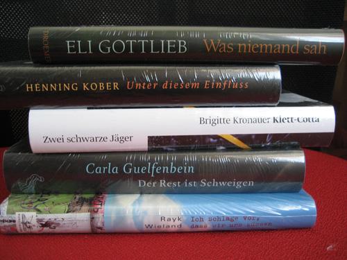 Die schönste Freude ist die Lesefreude