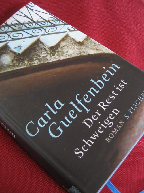Carla Guelfenbein: Der Rest ist Schweigen