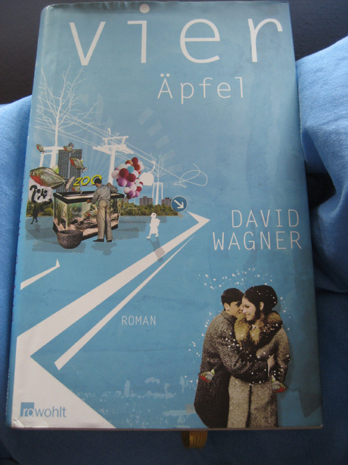 David Wagner: Vier Äpfel
