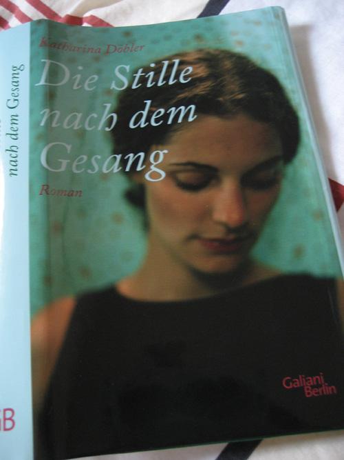 Katharina Döbler: Die Stille nach dem Gesang