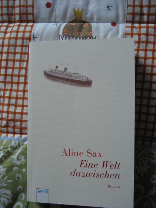 Aline Sax: Eine Welt dazwischen