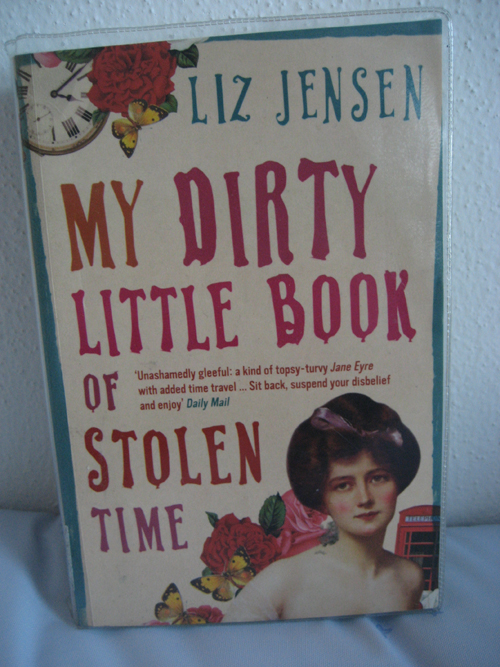 Liz Jensen: My little dirty book of stolen time